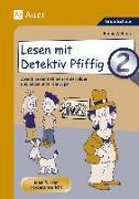 Cover-Bild zu Lesen mit Detektiv Pfiffig, Klasse 2 von Wehren, Bernd