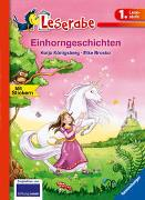 Cover-Bild zu Einhorngeschichten - Leserabe 1. Klasse - Erstlesebuch für Kinder ab 6 Jahren von Königsberg, Katja