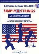 Cover-Bild zu An American Suite von Colledge, Hugh (Komponist)