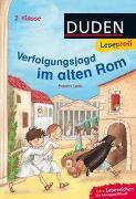 Cover-Bild zu Duden Leseprofi - Verfolgungsjagd im alten Rom, 2. Klasse von Lenk, Fabian
