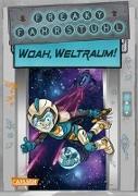 Cover-Bild zu Freaky Fahrstuhl 2: Woah, Weltraum! von Tielmann, Christian