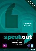 Cover-Bild zu Speakout Starter Students' Book (with DVD / Active Book) von Eales, Frances