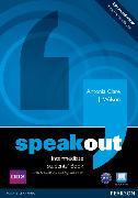 Cover-Bild zu Speakout Intermediate Students' Book (with DVD / Active Book) & MyLab von Wilson, J J
