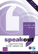 Cover-Bild zu Speakout Upper Intermediate Teacher's Book von Comyns-Carr, Jane