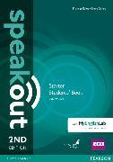Cover-Bild zu Speakout 2nd Edition Starter Coursebook with DVD Rom & MyEnglishLab von Eales, Frances