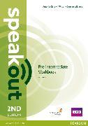 Cover-Bild zu Speakout 2nd Edition Pre-intermediate Workbook with key von Williams, Damian