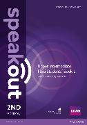 Cover-Bild zu Speakout Upper Intermediate 2nd Edition Flexi Students' Book 1 Pack von Wilson, JJ