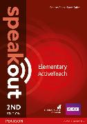 Cover-Bild zu Speakout 2nd Edition Elementary ActiveTeach