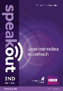 Cover-Bild zu Speakout 2nd Edition Upper Intermediate ActiveTeach