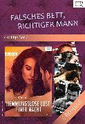 Cover-Bild zu Falsches Bett, richtiger Mann (eBook) von Warren, Nancy