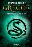 Cover-Bild zu Gregor und der Schlüssel zur Macht von Collins, Suzanne