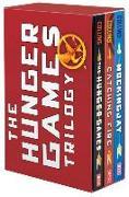 Cover-Bild zu The Hunger Games Trilogy von Collins, Suzanne