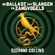 Cover-Bild zu De ballade van slangen en zangvogels (Audio Download) von Collins, Suzanne