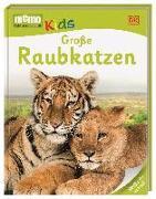 Cover-Bild zu memo Kids. Große Raubkatzen