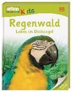 Cover-Bild zu memo Kids. Regenwald