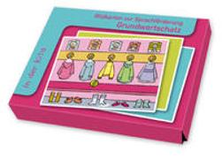 Cover-Bild zu Bildkarten zur Sprachförderung: Grundwortschatz - In der Kita von Verlag an der Ruhr, Redaktionsteam