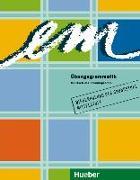 Cover-Bild zu em Übungsgrammatik von Hering, Axel