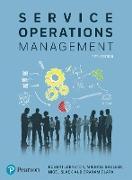 Cover-Bild zu Service Operations Management eBook (eBook) von Johnston, Robert