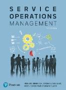 Cover-Bild zu Service Operations Management eTextbook (eBook) von Johnston, Robert