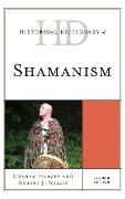 Cover-Bild zu Historical Dictionary of Shamanism (eBook) von Harvey, Graham