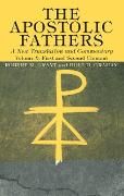 Cover-Bild zu The Apostolic Fathers, A New Translation and Commentary, Volume II (eBook) von Grant, Robert M.