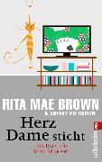 Cover-Bild zu Herz Dame sticht (eBook) von Brown, Rita Mae