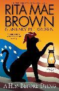 Cover-Bild zu A Hiss Before Dying (eBook) von Brown, Rita Mae