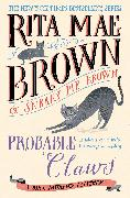 Cover-Bild zu Probable Claws (eBook) von Brown, Rita Mae