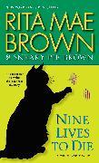 Cover-Bild zu Nine Lives to Die (eBook) von Brown, Rita Mae