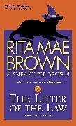 Cover-Bild zu The Litter of the Law (eBook) von Brown, Rita Mae