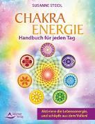 Cover-Bild zu Das Chakra-Energie-Handbuch für jeden Tag von Steidl, Susanne
