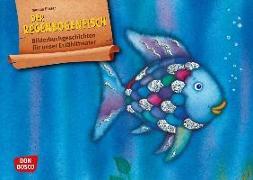 Cover-Bild zu Der Regenbogenfisch, mit schillernden Schuppen. Kamishibai Bildkartenset von Pfister, Marcus