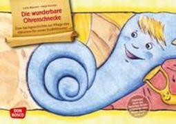 Cover-Bild zu Die wunderbare Ohrenschnecke. Kamishibai Bildkartenset von Mausini, Carlo