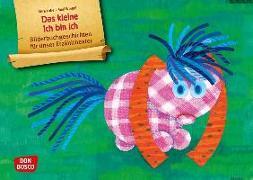 Cover-Bild zu Das kleine Ich bin ich. Kamishibai Bildkartenset von Lobe, Mira