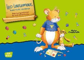 Cover-Bild zu Leo Lausemaus kann nicht verlieren. Kamishibai Bildkartenset von Campanella, Marco