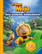 Cover-Bild zu Die Biene Maja das geheime Königreich: Das Buch zum Film von Korda, Steffi