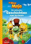 Cover-Bild zu Die Biene Maja: Die schönsten Geschichten zum Vorlesen von Korda, Steffi