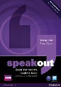 Cover-Bild zu Speakout Upper Intermediate Students' Book (with DVD / Active Book) & MyLab von Oakes, Steve