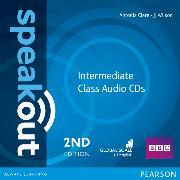 Cover-Bild zu Speakout 2nd Edition Intermediate Class Audio CDs von Clare, Antonia