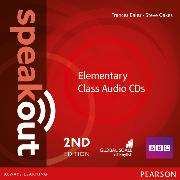 Cover-Bild zu Speakout 2nd Edition Elementary Class Audio CDs von Eales, Frances