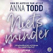 Cover-Bild zu Niets minder (Audio Download) von Todd, Anna
