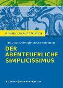 Cover-Bild zu Der abenteuerliche Simplicissimus. Königs Erläuterungen (eBook) von Herforth, Maria-Felicitas