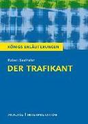 Cover-Bild zu Der Trafikant. Königs Erläuterung (eBook) von Seethaler, Robert