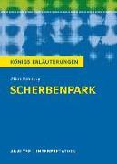 Cover-Bild zu Scherbenpark. Königs Erläuterungen (eBook) von Bronsky, Alina