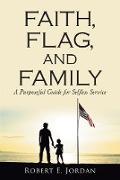 Cover-Bild zu Faith, Flag, and Family (eBook) von Jordan, Robert E.