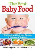 Cover-Bild zu The Best Baby Food (eBook) von Wagman, Jordan