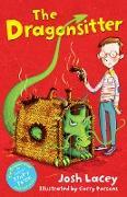 Cover-Bild zu The Dragonsitter von Lacey, Josh