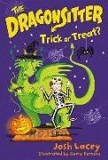 Cover-Bild zu The Dragonsitter: Trick or Treat? von Lacey, Josh
