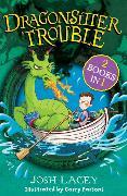 Cover-Bild zu Dragonsitter Trouble von Lacey, Josh