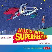Cover-Bild zu Allein unter Superhelden (Audio Download) von Wolz, Heiko